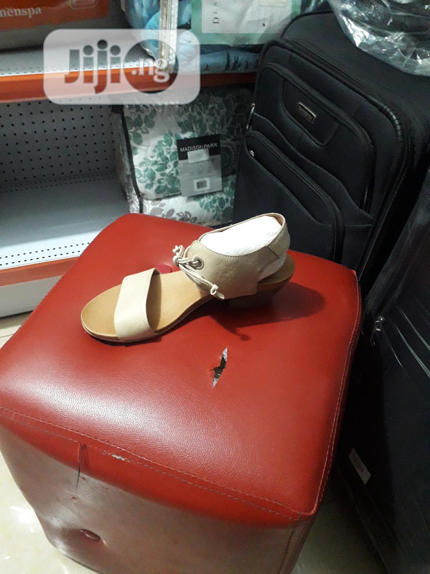 Archive: Sophisticated Block Heel Sandal