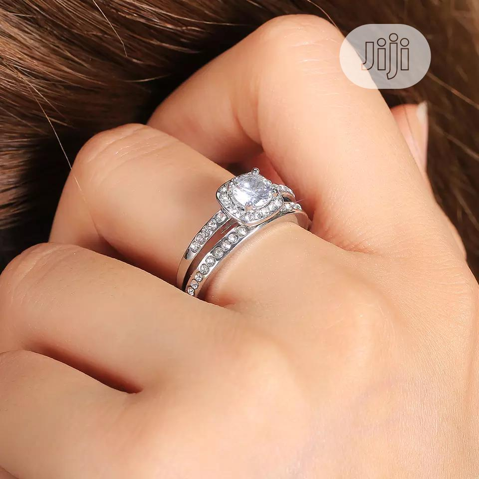 Archive: Wedding Band And Engagement Ring