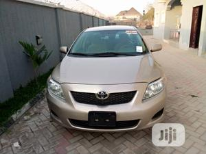 Toyota Corolla 2010 Gold   Cars for sale in Abuja (FCT) State, Gwarinpa