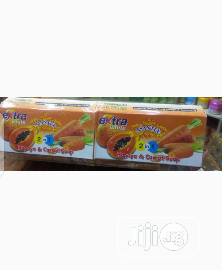 Archive: Asantee Papaya and Carrot Soap
