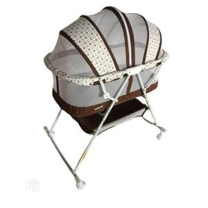 Quality Baby Crib Bassinet With Mosquito Net - Unisex Colour   Children's Furniture for sale in Lagos State, Surulere