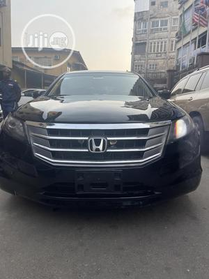 Honda Accord CrossTour 2010 EX-L AWD Black   Cars for sale in Lagos State, Surulere