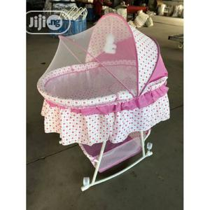 Baby Crib Bassinet With Mosquito Net   Children's Furniture for sale in Lagos State, Surulere