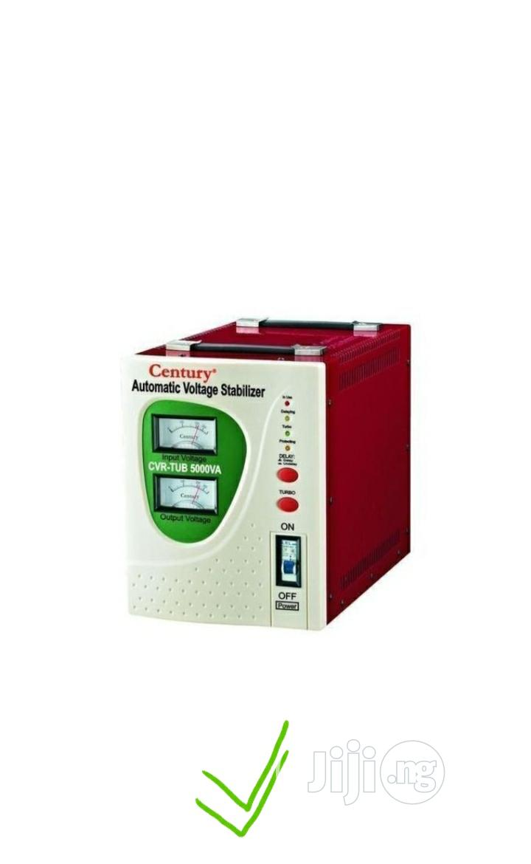 Century Automatic Voltage Stabilizer - 5000VA