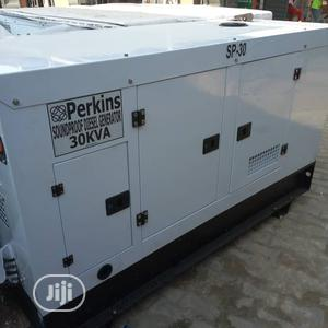 Perkins 30kva Soundproof Diesel Generator   Electrical Equipment for sale in Lagos State, Epe