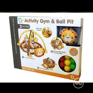 Activity Gym and Ball Pit   Toys for sale in Lagos State, Ikeja