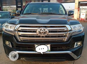 Toyota Land Cruiser 2010 4.6 V8 GX Black | Cars for sale in Abuja (FCT) State, Gudu