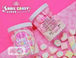 Snail Candy Body Whitening Sugar Scrub | Skin Care for sale in Lagos State, Mushin
