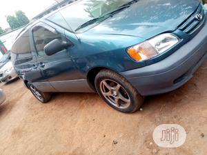 Toyota Sienna 2002 Blue | Cars for sale in Lagos State, Ikeja