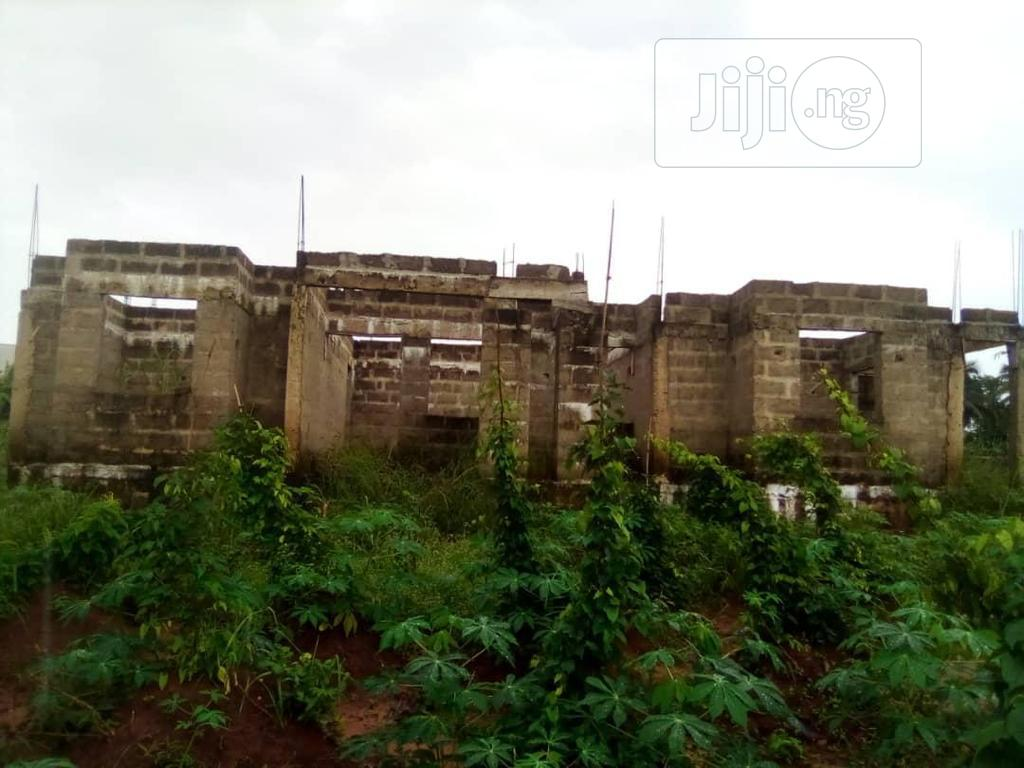 Uncompleted Building for Sale | Commercial Property For Sale for sale in Awka, Anambra State, Nigeria