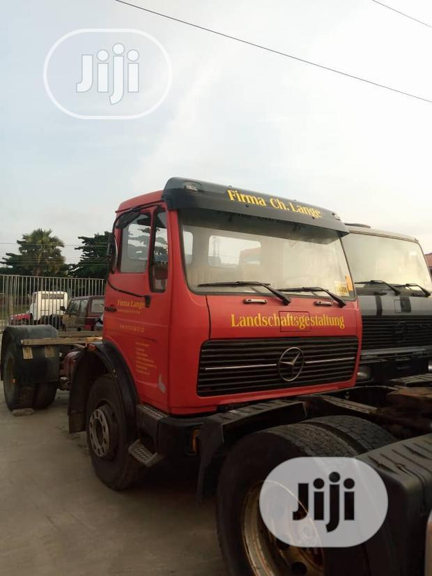 Mercedes Benz 1413 Very Clean and Affordable | Trucks & Trailers for sale in Amuwo-Odofin, Lagos State, Nigeria