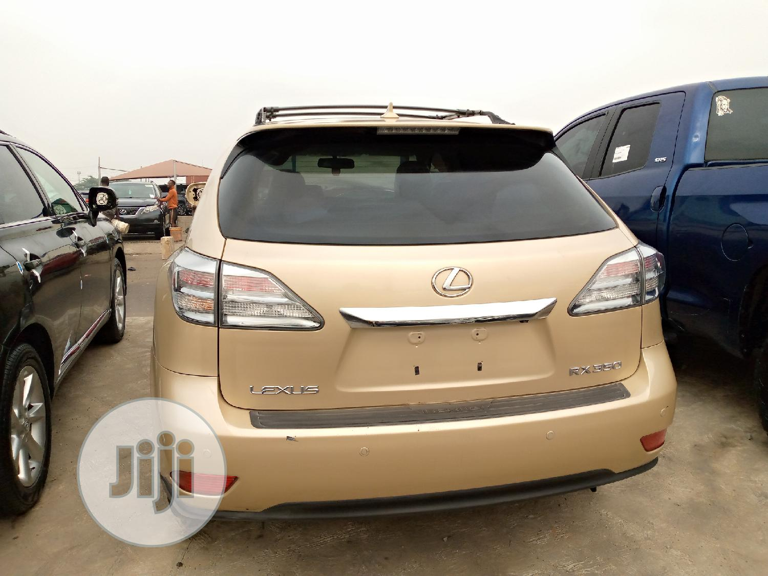 Lexus RX 2010 Gold | Cars for sale in Apapa, Lagos State, Nigeria