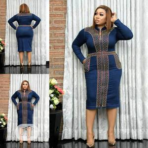 Jeans Gown | Clothing for sale in Lagos State, Magodo