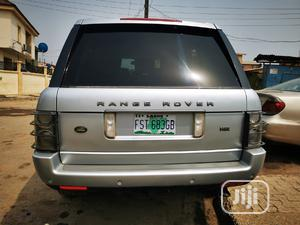 Land Rover Range Rover Vogue 2007 Silver   Cars for sale in Lagos State, Yaba