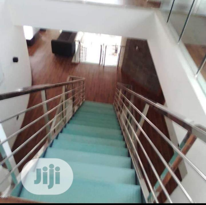 4bedroom Fully Furnished Detached Duplex With BQ and Pool