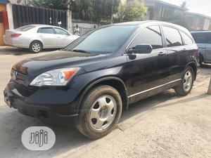 Honda CR-V 2008 Black | Cars for sale in Lagos State, Ojo