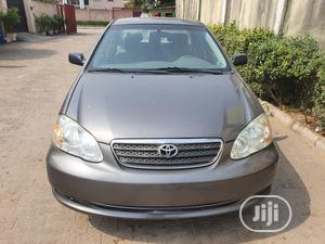 Toyota Corolla 2005 LE Gray | Cars for sale in Lagos State, Ojo