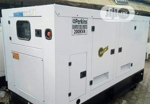 Original 200kva Soundproof Perkins Diesel Generator | Electrical Equipment for sale in Lagos State, Ejigbo