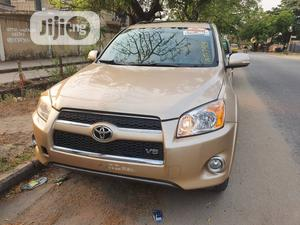 Toyota RAV4 2010 Gold | Cars for sale in Lagos State, Surulere
