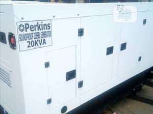 Trusted 20kva Perkins Soundproof Diesel Generator | Electrical Equipment for sale in Lagos State, Ojo
