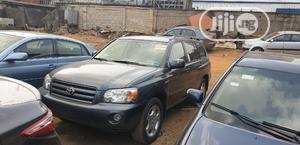 Toyota Highlander 2004 Limited V6 FWD Blue   Cars for sale in Lagos State, Maryland