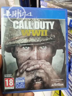 Call of Duty Ww2   Video Games for sale in Abuja (FCT) State, Gwarinpa