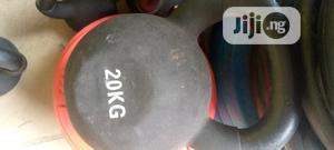Imported 20kg Kettlebell Available | Sports Equipment for sale in Rivers State, Port-Harcourt