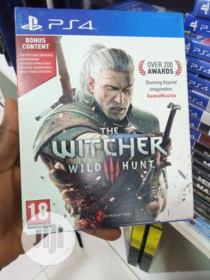 The Wither Wild Hunt   Video Games for sale in Abuja (FCT) State, Gwarinpa