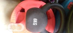 New Fitness Kettlebell Available 6kg | Sports Equipment for sale in Rivers State, Port-Harcourt