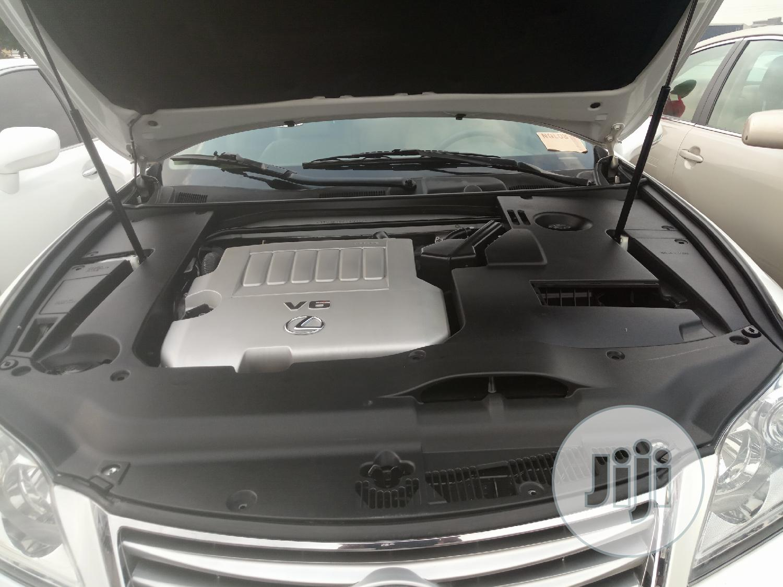Lexus ES 2010 350 White | Cars for sale in Apapa, Lagos State, Nigeria