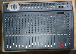 Professional 16 Channels Yamaha Mixer With EQUALIZER | Audio & Music Equipment for sale in Lagos State, Mushin