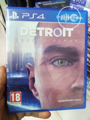Detroit Become Human   Video Games for sale in Abuja (FCT) State, Kubwa