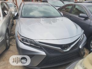 Toyota Camry 2018 SE FWD (2.5L 4cyl 8AM) Silver   Cars for sale in Lagos State, Ikeja