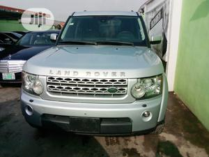 Rover Land 2011 Silver | Cars for sale in Lagos State, Ikeja
