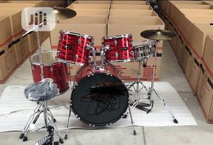 Quality Yamaha 5 Set Drum | Musical Instruments & Gear for sale in Lagos State, Mushin