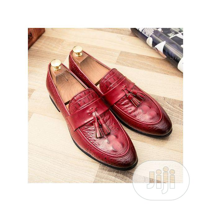 Men's Business Casual Loafers Shoes