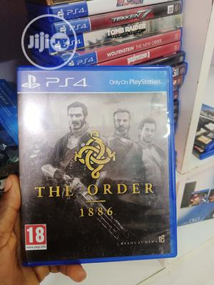 Play Station4 the Order   Video Games for sale in Abuja (FCT) State, Kubwa