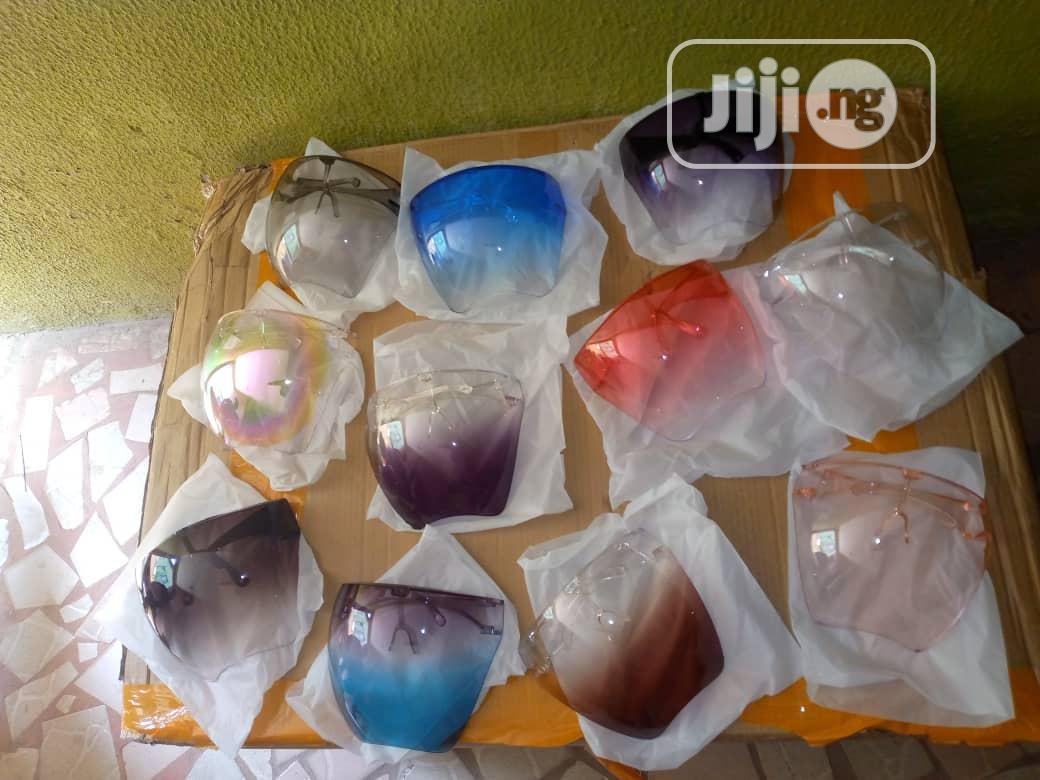 Archive: Face and Nose Shield ( in All Colours)