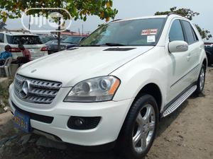 Mercedes-Benz M Class 2008 ML 350 4Matic White | Cars for sale in Lagos State, Apapa