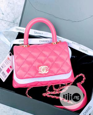 High Quality Chanel Female Pink Bags | Bags for sale in Lagos State, Magodo