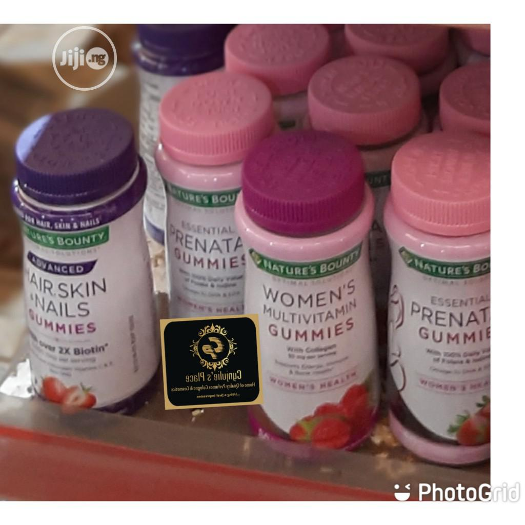 Nature's Bounty Gummies