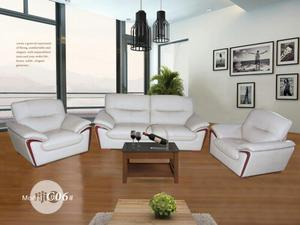 Leather Sofa Chair by 7 Seaters | Furniture for sale in Lagos State, Ojo