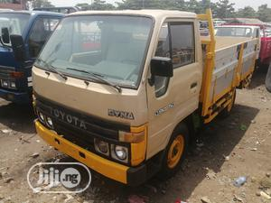 Toyota Dyna 150 Normal Hand Yellow | Trucks & Trailers for sale in Lagos State, Apapa