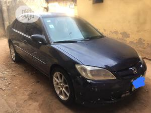 Honda Civic 2005 1.4i Sport Blue   Cars for sale in Lagos State, Ojodu