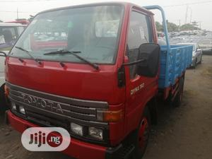 Toyota Dyna 150 Normal Hand Red | Trucks & Trailers for sale in Lagos State, Apapa