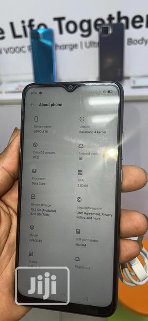 Oppo A15 32GB Green   Mobile Phones for sale in Lagos State, Ikeja