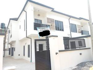 Luxury 4 Bedroom Semi Detached Duplex With Bq, | Houses & Apartments For Sale for sale in Lagos State, Lekki