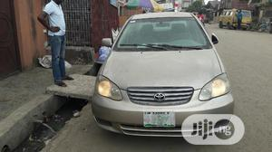 Toyota Corolla 2004 LE Gold   Cars for sale in Lagos State, Mushin