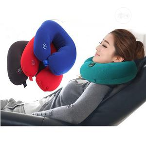 Vibrating Neck Massage Pillow | Sports Equipment for sale in Lagos State, Agboyi/Ketu