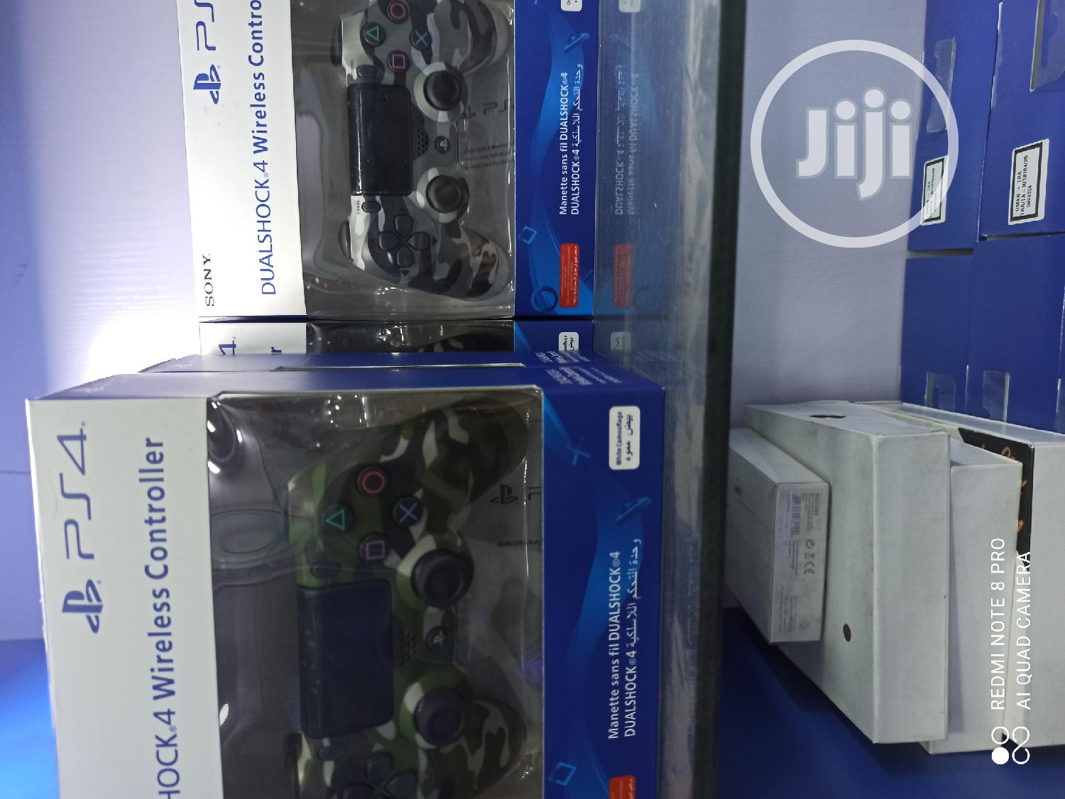 Sony PS4 Controller Pad   Video Game Consoles for sale in Ikeja, Lagos State, Nigeria